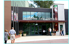Pleasanton's Firehouse Arts Center
